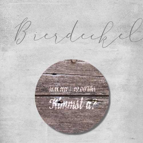 Einladung Auf Bierdeckel – thegirlsroom