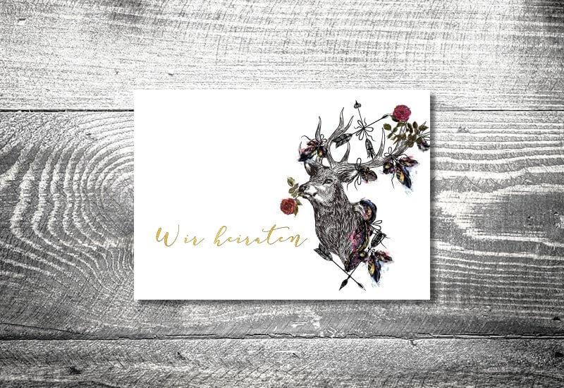kartlerei hochzeit einladungskarten karten gestalten karten drucken hochzeitskarte 59 - Hochzeitskarten Set