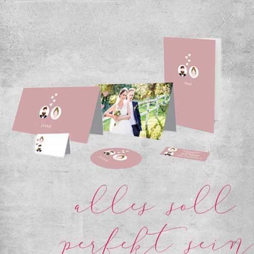 kartlerei hochzeitskarten set hochzeitseinladung hochzeit - Hochzeitskarten
