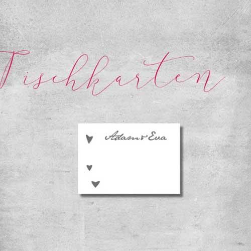 kartlerei hochzeitskarten tischkarten hochzeit - Hochzeitskarten