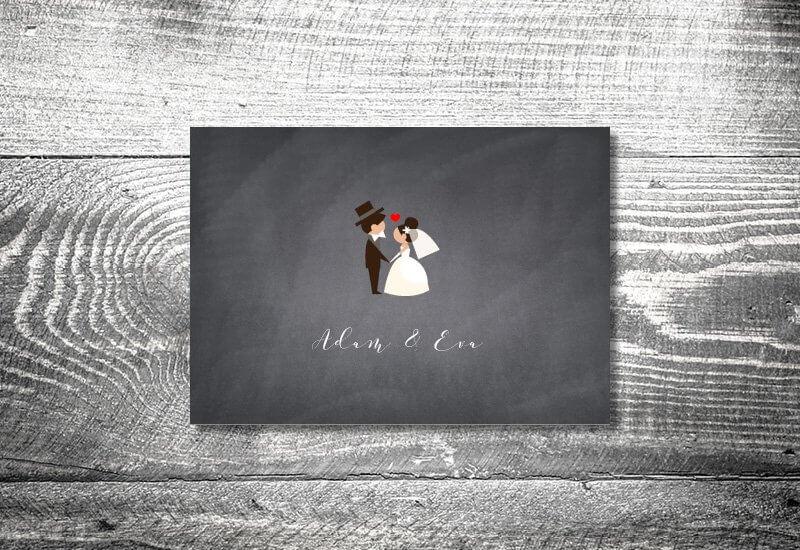 kartlerei karten drucken hochzeitseinladung heiraten hochzeitspaar - Hochzeitscountdown Freebie