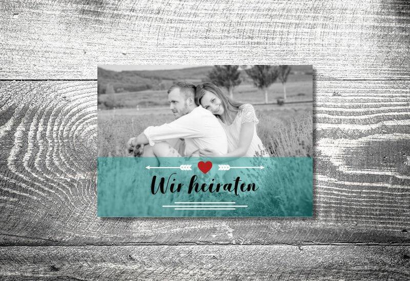 kartlerei karten drucken hochzeitseinladung heiraten save the date fotolove - Hochzeitscountdown Freebie