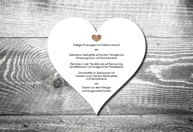 kartlerei bierdeckel drucken hochzeit menuekarte hochzeitskarten drucken trachtenhochzeit2 - Bierdeckel drucken als Menükarte Hochzeit