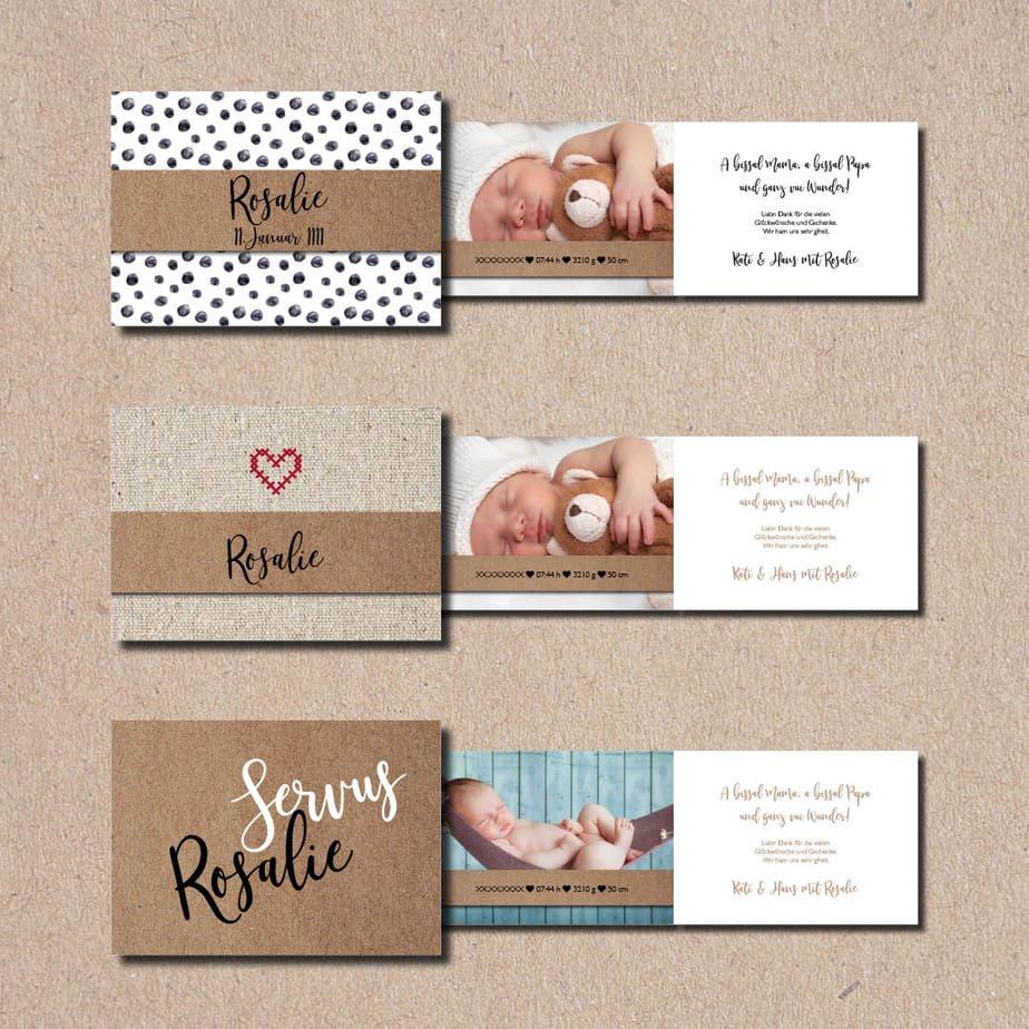kartlerei bayrische geburtskarten baby kind karten drucken gestalten 6.jpg - Geburtskarten auf Bayrisch