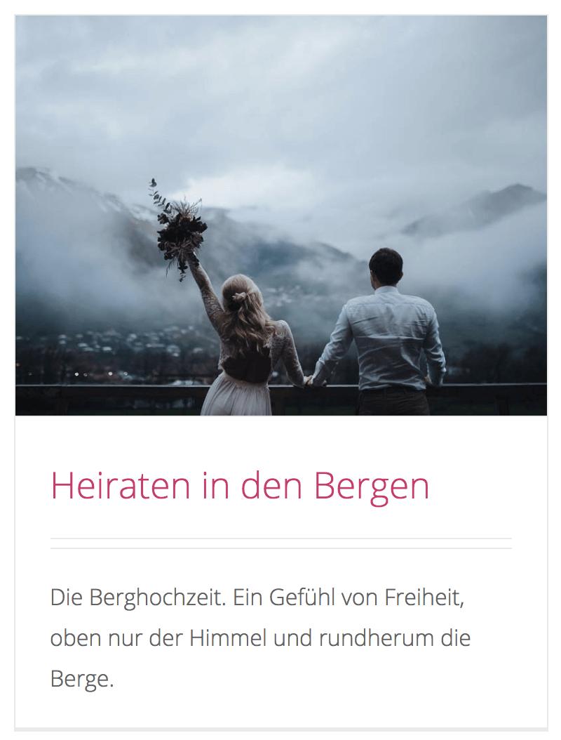 kartlerei heiraten in den bergen trachtenhochzeit - Trachtenhochzeit