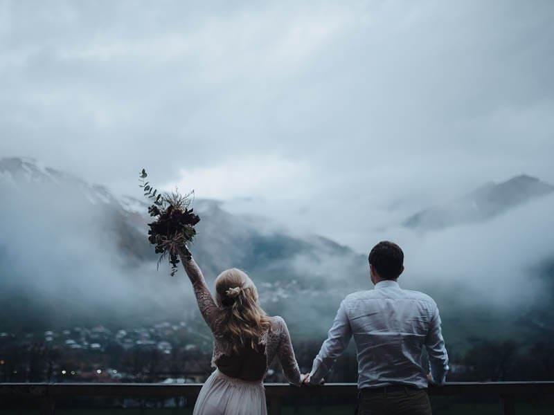 kartlerei hochzeit heiraten in den bergen berghochzeit sommerhochzeit winterhochzeit - Heiraten in den Bergen