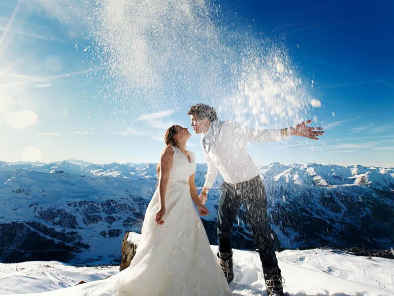 kartlerei hochzeit heiraten in den bergen berghochzeit winterhochzeit - Heiraten in den Bergen